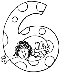 birthday coloring pages 7 girls coloring