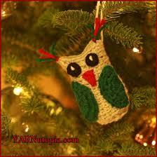 12 days of owl ornament yarnutopia by fuad