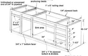 how to build kitchen cabinets free plans kitchen cabinet plans woodwork city free woodworking plans