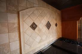 Kitchen Medallion Backsplash Kitchen Backsplash Medallions Kitchen Traditional With Artistic