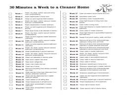 Bedroom Cleaning Checklist Planning A Kitchen Remodel House Cleaning Checklist Printable