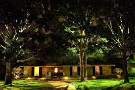 landscape lighting ideas trees with image of led lighten up