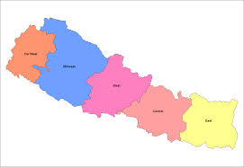 Where Is Nepal On The Map Atlas Of Nepal Wikimedia Commons