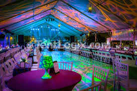 floor rentals new years gala ta tentlogix