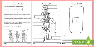 roman soldiers worksheet romans roman soldiers roman