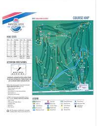 Nyc Marathon Map Overview Lpga Ladies Professional Golf Association