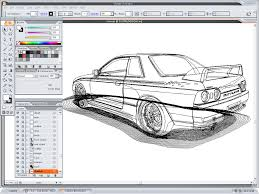 nissan skyline drawing outline r32 skyline vector outline by p3nx on deviantart