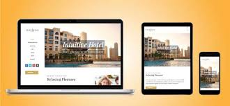 hotel website design our work bed and breakfast hotel web design intuitive web design