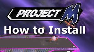 how to install project m how to install project m 3 5 super smash bros brawl youtube