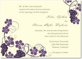 vineyard wedding invitations purple twirling vineyard wedding invitations card hpi044 hpi044