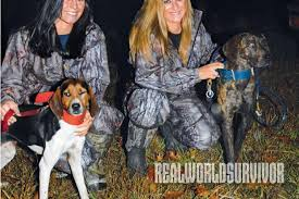 bluetick coonhound rabbit hunting raise a cash coon hound