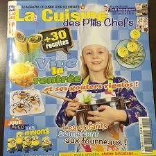 je de cuisine un magazine de cuisine pour les enfants trop chouette
