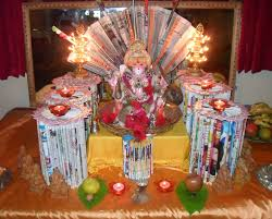 decoration themes for ganesh festival at home ganpati decoration ideas for home the royale