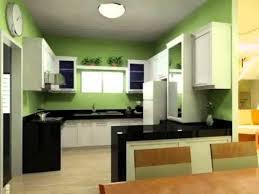 interior kitchen design middle class family modern kitchen
