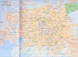 Yuan Dynasty Map Kunming Travel China Attractions Tours Tips