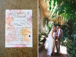 wedding invitations san diego san diego loft wedding green wedding shoes