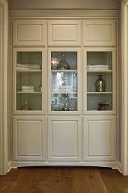 White Bathroom Cabinet With Glass Doors Burrows Cabinets Bathroom Floor To Ceiling Linen Cabinets With