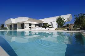 dream house with pool dreamhouse pictures of houses to dream house in madrid spain by a cero architects nimvo interior