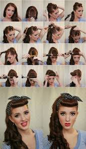 www hairstyle pin pinup hairstyle and retool pin up makeup hair tutorial short