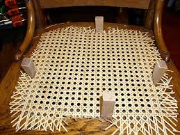 Recaning A Chair Chair Caning Caned Seat Replacement Repair Kit