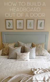 make a headboard for bed images easy ideas wooden headboards diy queen beds also charming bench taller out of door 2018