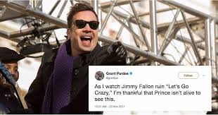 jimmy fallon s prince cover at 2017 thanksgiving day parade