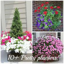 Flower Planter Ideas by 148 Best Momcrieff Garden Diy And Ideas Images On Pinterest