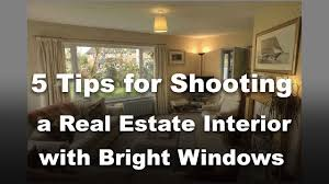 5 tips for photographing a real estate interior with bright