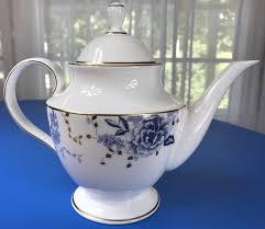 review lenox garden grove teapot kendall giles