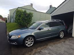 new to me volvo v70 d3 2012 biarritz blue volvo