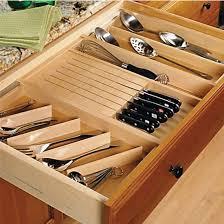 Kitchen Cabinet And Drawer Organizers - drawer inserts and organizers at cabinet accessories unlimited