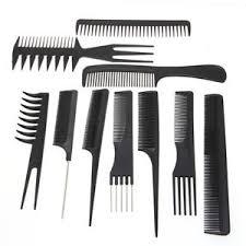 peigne coupe cheveux 10 peigne coupe cheveux coiffure sculpteur coiffeur plastique