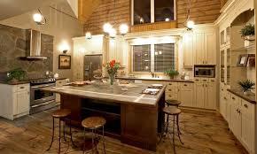 armoire de cuisine rustique chambre cuisine rustique chic cuisine chalet contemporain cuisine