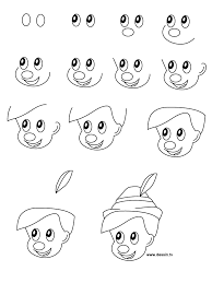 how to draw disney characters learn how to draw pinocchio with