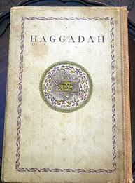 haggadah book helprin nsw migration heritage centre