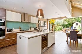 open modern kitchen modern gas kitchen with fish tank and open plan pillars rukle part