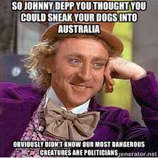 Johnny Meme - johnny depp meme meme my day