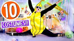 m halloween city costumes 10 epic halloween costumes you need to try alisha marie youtube
