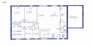 plan maison rdc 3 chambres faire des plans de maison plan maison rdc 3 chambres homewreckr
