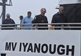 ferry captain pilot in crash placed on leave news