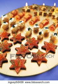 canapes finger food stock photograph of canapes finger food savoury