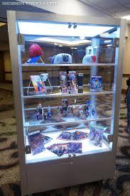 Merchandise Display Case Botcon2016 Generations Alt Modes Merchandise And Miscellaneous