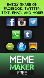 Easy Meme Creator - meme maker free quick easy poster gif creator by grassapper llc
