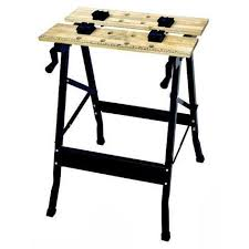 professional woodworker 51834 folding work bench table new