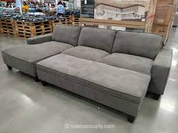 Sleeper Sofa Sectional With Chaise Indulging Chaise Costco Andliving Room Concept Plus Costco Sleeper