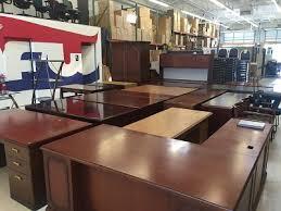 Office Desks For Sale Used Office Desks For Sale Pre Owned Reception Furniture