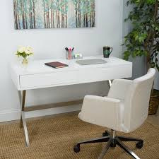 Vanity Desks Orren Ellis Chapple Desk Vanity Set With Mirror U0026 Reviews Wayfair