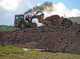 civil contractor excavator excavating contractors vancouver excavation in civil
