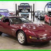 93 corvette zr1 1993 zr1 anniversary edition used 5 7l v8 32v automatic rwd coupe