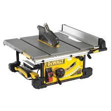 dewalt table saw dw746 dewalt dwe7491 lx table saw with 825 mm rip capacity 110 v yellow
